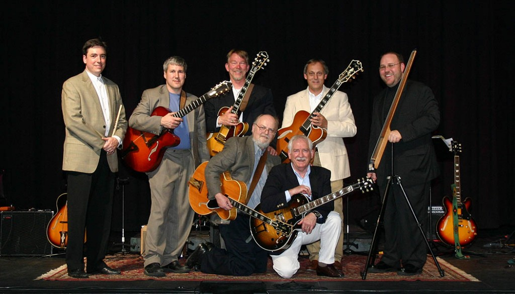 Jazz Guitar Summit